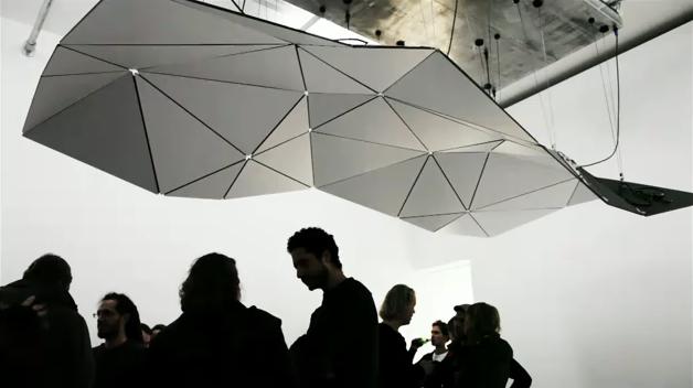 « Tessel » par LAb[au] et Kangding Ray : espace-son polymorphe