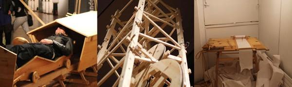 Étranges machines: Bernie Lubell à LowTech 2012