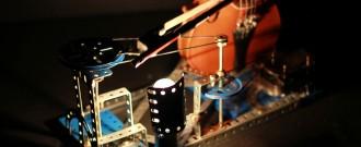 L'Orchestre Mécanique ou le langage musical de Pierre Bastien