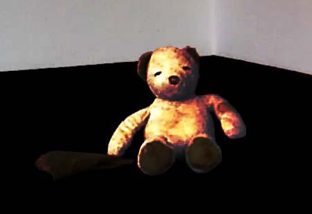 Brass Teddy